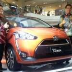 MOBIL BARU TOYOTA : Nasmoco Kenalkan Sienta kepada Jateng dan DIY