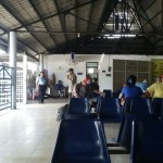 Libur Natal, Penumpang Bus di Terminal Purbaya Madiun Naik 2%
