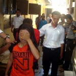 NARKOBA SRAGEN : Bawa Trihex 1.953 Butir, Sepasang Remaja Ditangkap
