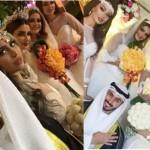 KISAH UNIK : Pria Ini Nikahi 4 Wanita Cantik Sekaligus
