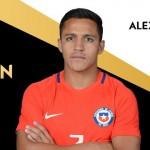 COPA AMERICA CENTENARIO : Bawa Chile Juara, Alexis Sanchez Raih Golden Ball