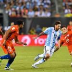 PREDIKSI ARGENTINA VS CHILE : Laga Krusial Untuk Albiceleste