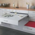 DESAIN INTERIOR : Simpel, Ini 5 Inspirasi Desain Dapur Sempit