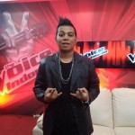 THE VOICE INDONESIA RCTI : Kaka Kaget Mario Bawakan Lagu India