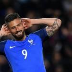 LAGA UJI COBA : Prancis Andalkan Para Pemain Terbuang