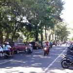 PKL SOLO : DPP Tertibkan Pedagang Sunday Market di Luar Manahan