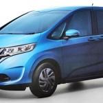 MOBIL HONDA: Resmi, Honda Ungkap Wujud Asli Freed Terbaru