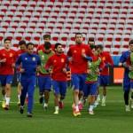 STARTING LINE-UP PIALA EROPA 2016 : Inilah Susunan Pemain Italia vs Spanyol