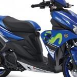 SEPEDA MOTOR YAMAHA: Skutik Aerox Pakai Seragam Motogp, Harga Naik Rp400.000