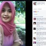 PEMBUNUHAN SUKABUMI : Gadis Cantik Asal Boyolali Dibunuh, Ini Ungkapan Duka Netizen