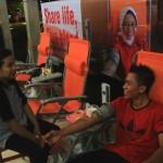 RAMADAN 2016 : Stok Darah Menipis, PMI Layani Pendonoran Darah di Alun-alun Pacitan