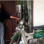 KISAH INSPIRATIF : Inilah Hardjosudiro, Pensiunan Guru De Britto yang Sumbangkan Hasil Penjualan Motornya