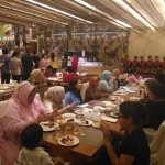HOTEL DI JOGJA : Tiap Sore, 500 Pengunjung Ramaikan Kayumanis
