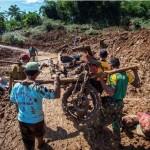 BENCANA JATENG : Korban Tewas Longsor Purworejo 47 Orang, 15 Masih Hilang