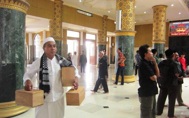 PUNGLI KLATEN : Kantor Desa Diminta Tak Lagi Pasang Kotak Sumbangan