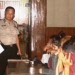 RAZIA SALATIGA : Tamu Hotel dan Rumah Kos di Salatiga Ditangkapi Polisi