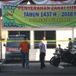 BOM SOLO : Bom Meledak di Solo, #KamiTidakTakut Jadi Trending Topic