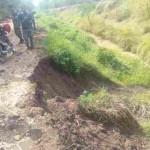 PERTANIAN SRAGEN : Truk Tambang Dituding Sebabkan Dam Colo Timur Longsor