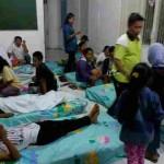 KERACUNAN MAKANAN SRAGEN : 22 Korban Keracunan di Gondang Diperbolehkan Pulang