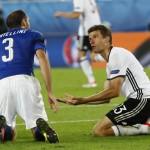 Jerman vs Italia 1-1, Pemenang Ditentukan Adu Penalti