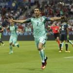 3 Aksi Terbaik Ronaldo di Piala Eropa 2016