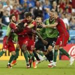HASIL AKHIR PORTUGAL vs PRANCIS : Skor Akhir 1-0, Portugal Juara Piala Eropa 2016