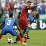 Pengakuan Payet Soal Benturan yang Bikin Ronaldo Cedera
