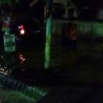 Beberapa ruas jalan di wilayah Kota Semarang yang tergenang banjir pascahujan lebat yang mengguyur Sabtu (2/7/2016) malam. (JIBI/Semarangpos.com/Basarnas Kantor SAR Semarang)