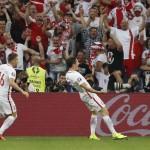 Imbang 1-1, Laga Polandia vs Portugal Lanjut Extra Time