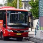 TRANSPORTASI SEMARANG : Trans Semarang Berambisi Layani 27.000 Penumpang Sehari