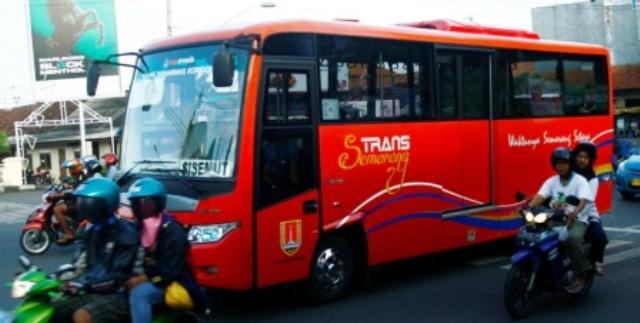 TRANSPORTASI SEMARANG : Wali Kota Mau Armada Baru Trans Semarang Segera Jalan