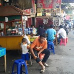 PKL SOLO : UPTD Kawasan Kuliner Serahkan Penataan Pedagang Galabo ke Satpol PP