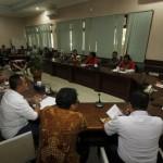 PKL SOLO : Geruduk Balaikota, Ini Tuntutan Pedagang Sunday Market Manahan
