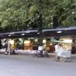 KEMACETAN SEMARANG : Taman KB Searah, Jualan PKL Sepi