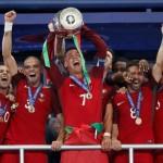 PIALA EROPA 2016 : Portugal Negara ke-10 Juara Euro