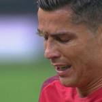 PIALA EROPA 2016 : Cerita Ngengat yang Iringi Tangis Ronaldo