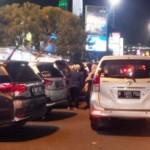 FOTO LEBARAN 2016 : Mobil Luar Daerah Masih Padati Simpang Lima