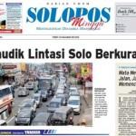 SOLOPOS HARI INI : Pemudik Lintasi Solo Berkurang hingga Status Favorit Bukan Jaminan