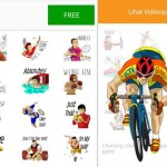 APLIKASI SMARTPHONE : BBM Rilis Stiker Olimpiade 2016