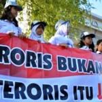 Ilustrasi penolakan terhadap radikalisme dan terorisme. (JIBI/Solopos/Antara//R Rekotomo)