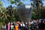 AirNav Sebut Ada 54 Balon Terbang Ganggu Penerbangan di DIY
