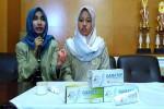 PENELITIAN MAHASISWA : Pasta Gigi Herbal Multiguna, Ini Manfaat Gamatop