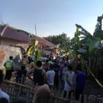 KECELAKAAN UDARA : Menyaksikan Secara Langsung Helikopter Jatuh & Korban Tewas, 2 Warga Kowang Dirawat