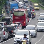 LEBARAN 2016 : Puncak Arus Balik Sabtu-Minggu, Jalan Solo-Semarang Macet Parah