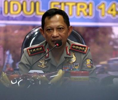 Penggeledahan Terhadap Polisi Harus Seizin Kapolri? Ini Penjelasan Tito