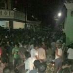 AKSI MASSA SOLO : 2 Anak Nyaris Diculik Jadi Pemicu Aksi Massa di Losari