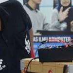 INOVASI TEKNOLOGI : Prihatin Polusi Semarang, Mahasiswa Udinus Bikin Doraemon Asap
