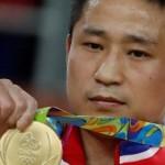 OLIMPIADE 2016 : Ini Alasan di Balik Ekspresi Sedih Atlet Korut Peraih Emas