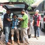 TAHANAN KABUR : Polres Serahkan Terdakwa Pencurian Truk ke Kejari Karanganyar
