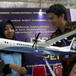 PENGEMBANGAN TEKNOLOGI : Tahun Depan Pemerintah Mampu Produksi Pesawat N-219